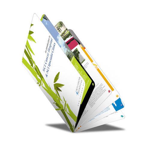 Stapled Brochures