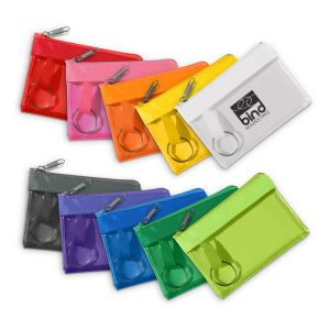 Translucent Coin Pouch