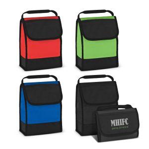 Folding ID Lunch Bag
