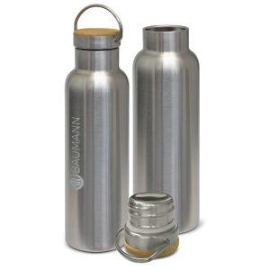 Nomad Deco Vacuum Bottle - Stainless