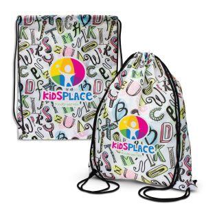 Akron Drawstring Backpack