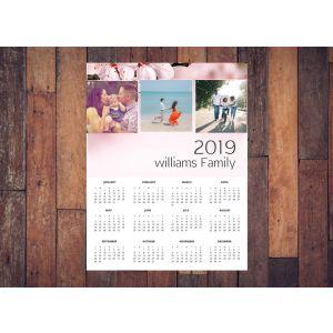 Personalized Calendar 3