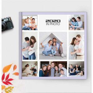 Family Square Photobook