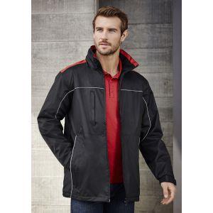 Mens Water-Repellent Medium Weight Jacket