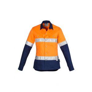 Ladies Day/Night SYZMIK Hoop Taped Industrial Shirt