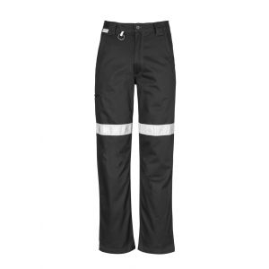 Mens 100% Cotton Twill Taped Utility Pant