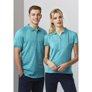 Ladies Coast Fashionable 100% Cotton Polo