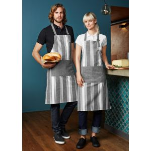 Bib Apron in 100 percent Cotton 240 GSM