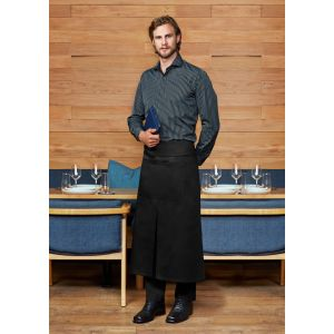 Continental Style Apron (Full Length)