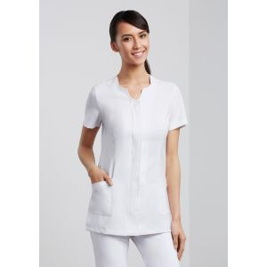 Ladies Eden Button-Through Health Tunics