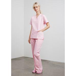 Ladies Classic Medical Scrubs Top