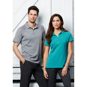Ladies Profile Luxury Texture Cotton-Rich Polo