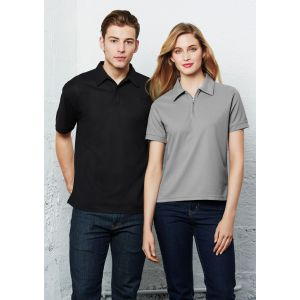 Ladies Micro Waffle Quick-Dry, No Iron Polo
