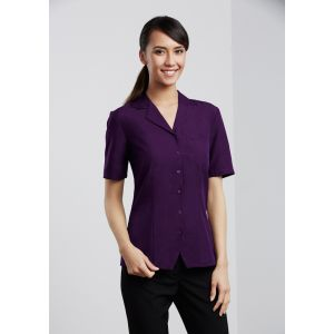 Ladies Oasis Plain Action Back Overblouse