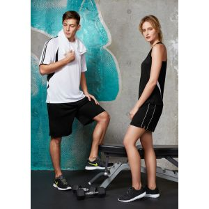 Mens BIZCOOL Breathable Mesh Sports Shorts
