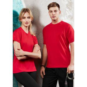 Mens Sprint BIZCOOL Breathable Sports T-Shirt