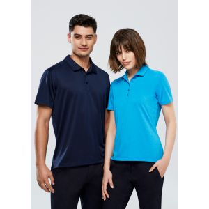 Mens Aero Polo Quick Dry, Breathable Polo