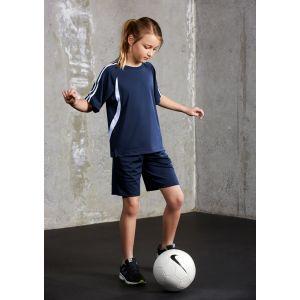 Kids BIZCOOL Breathable Mesh Sports Shorts