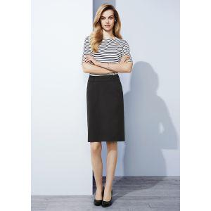 Womens Multi-Pleat Skirt