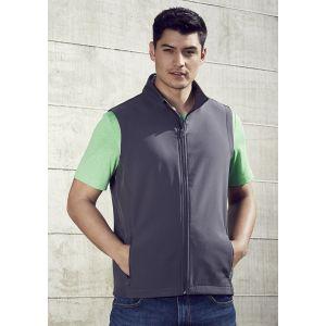 Mens APEX Economy Priced Lightweight Softshell Vest