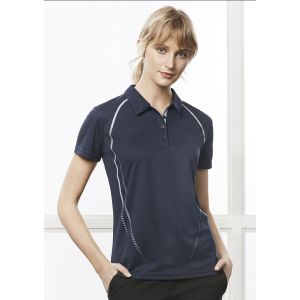 Ladies Cyber Breathable Sports Polo