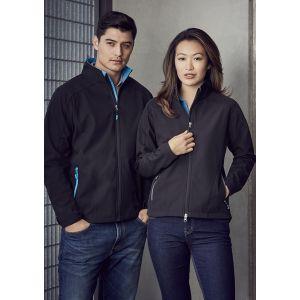 Men's Geneva BIZ TECH Soft Shell Jacket