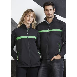 Adults Water-Repellent  Soft Shell Jacket