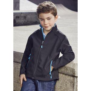 Kids Geneva Soft Shell Jacket