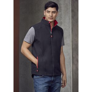 Men's Geneva BIZ-TECH Soft Shell Vest