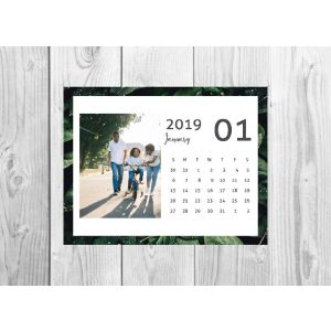Personalized Calendar 12 pages