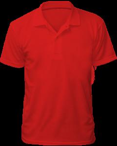 Man's Half Sleeve Polo Tshirt
