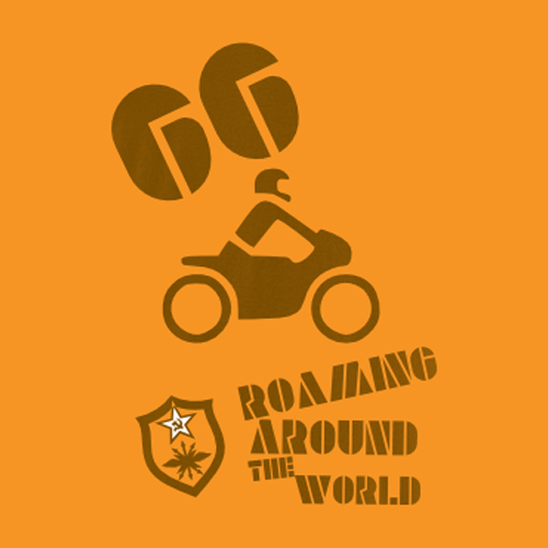 Roaming around the world