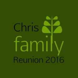 Chris family Reunion