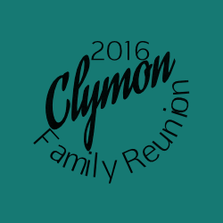 Clymon Family Reunion