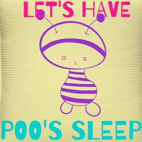 Poo Pillow
