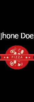 Pretemplate Pizza USB